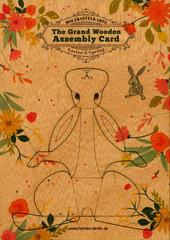Grand Wooden Assembly kaarten