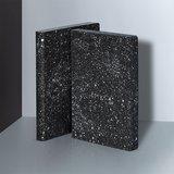 53276 - Notitieboek A5 - Milky Way, zacht leer_