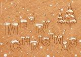 478 -  Merry Christmas Pop Up_