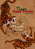 1405 - Tijger Happy birthday_