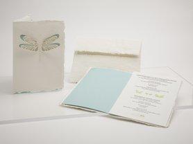 0182 - libelle handgeschept papier