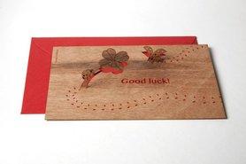 426 - good luck Pop Up
