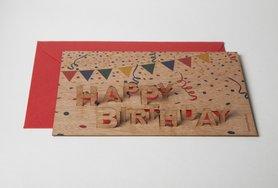 444 - happy birthday Pop Up