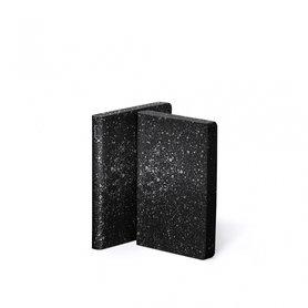 52828 - Notitieboek A6 - Milky Way, zacht leer