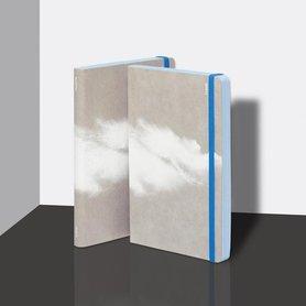 53542 - Notitieboek M - Cloud Blue