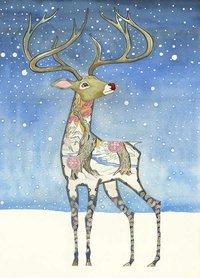 E056 - Rudolph in de sneeuw
