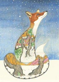E053 - vos in de sneeuw