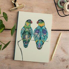 P088 - Lovebirds
