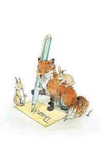 OTH026 - Thankyou Fox