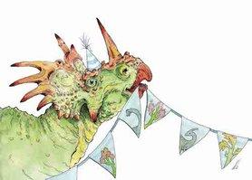 OTH029 - Styracosauraus Bunting