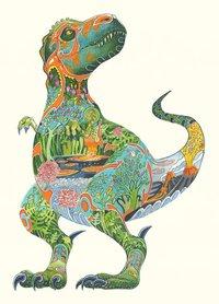 E100 - tyrannosaurus rex