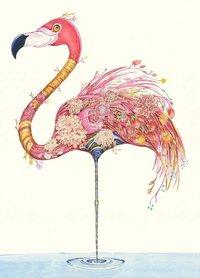E103 - flamingo