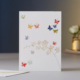 EH009 - Butterflies & Orchids