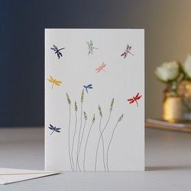 EH010 - Dragonflies & Grass