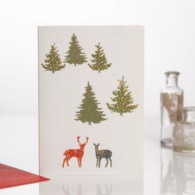 EH126 - Two Deer in the Forest