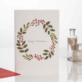 EH162 - Christmas Wreath