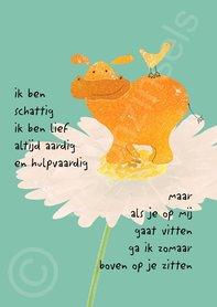 B011-010 - kaart lieve nijl