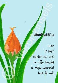 B151-010 - kaart droomwereld