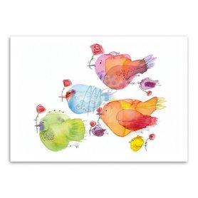 MP002  Sweet birdies