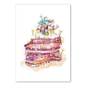 MP014 Birthday cake