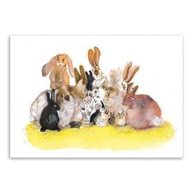 MP040 Fluffy bunnies