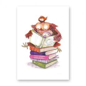 MP133 Little booklovers