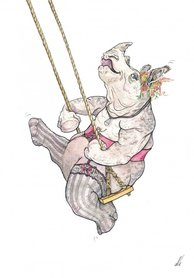 OTH033 - Swinging Rhino