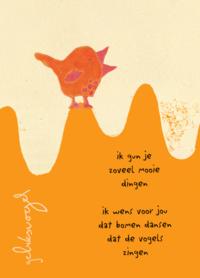 B126-035 - hoogvlieger geluksvogel