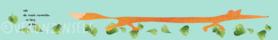 B197-051 - binnenpretje lange vos