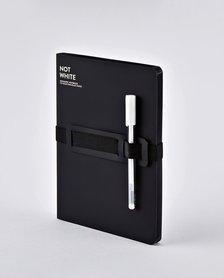 54532 - Notitieboek A5 - Not White Black
