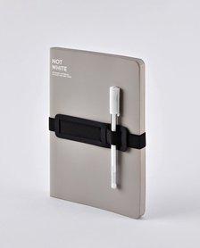54549 - Notitieboek A5 - Not White Grey