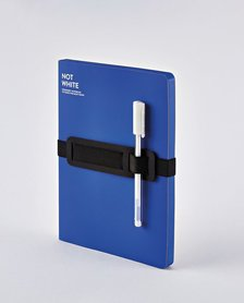 54938 - Notitieboek A5 - Not White Blue