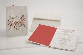 1189 - inktvis handgeschept papier