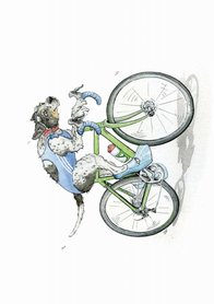OTH039 - Pedalling Pooch