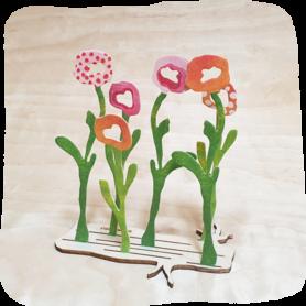 Z014-067 - bloemetjesenbijtjes