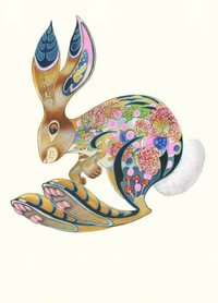 E126 - huppelend konijn
