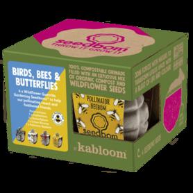 4SBOM-BB - Birds, Bees and Butterflies