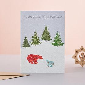EH218 - Polar Bears & Trees