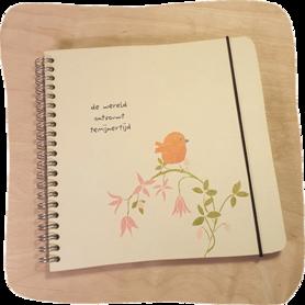 B257-232 - notitieboek temijnertijd