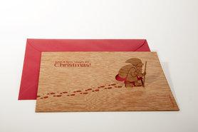 395 -  Kerstman Pop Up