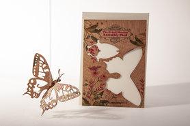 1333 - vlinder Grand Wooden Assembly