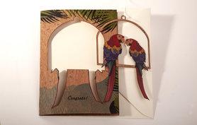 1397 - Papegaai congrats!