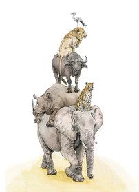 OTH051 - African animals