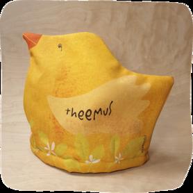 B079-054 -  theemus warmen