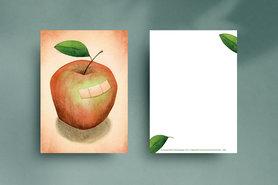 O 26 An apple a day