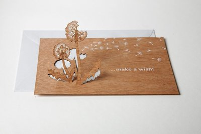 449 - make a wish Pop Up