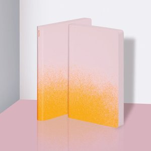 54570 - Notitieboek A5 - Orange Dust