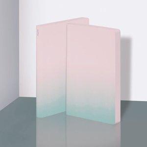 54792 - Notitieboek A5 - Pink Haze