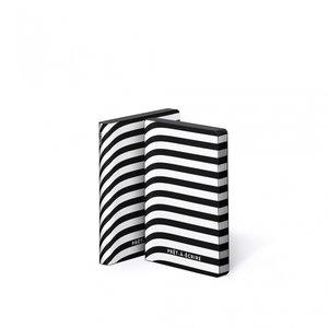 52774 - Notitieboek A6 - Pret-a-écrire, zacht leer