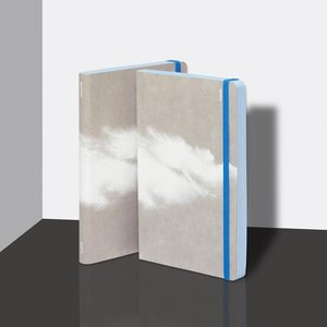 53542 - Notitieboek M - Cloud Blue